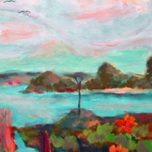 Zoom Wallpaper Landschaftsbild